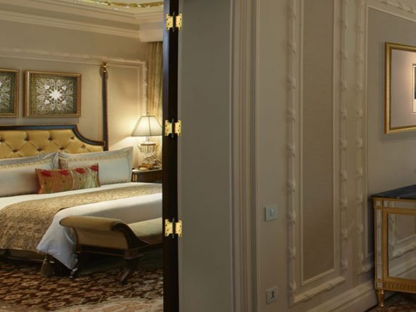 The Leela Palace New Delhi Maharaja Suite