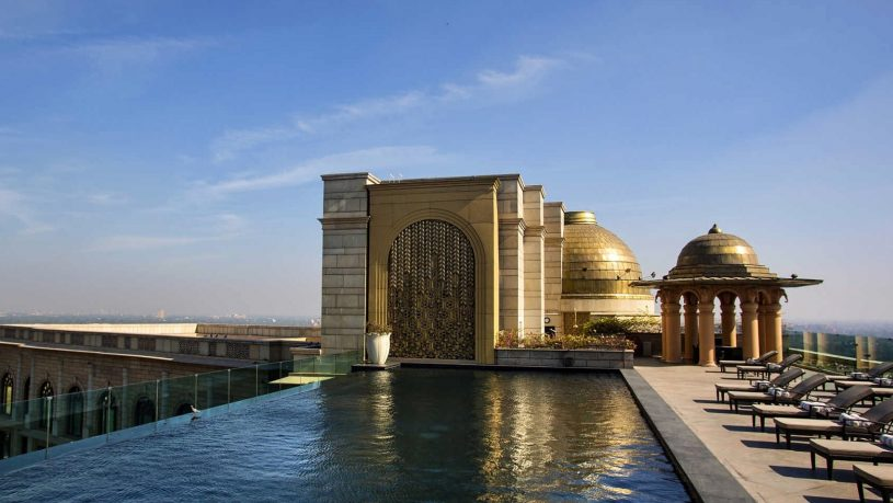 The Leela Palace New Delhi Pool