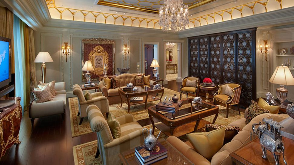 The Leela Palace New Delhi Presidential Suite