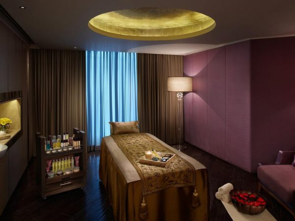 The Leela Palace New Delhi Spa