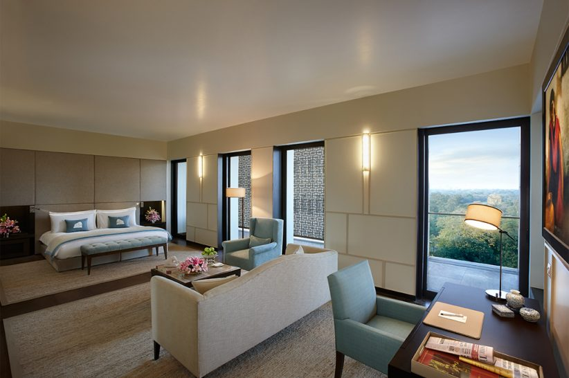 The Lodhi Deluxe Room