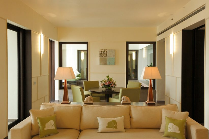 The Lodhi Deluxe Suite