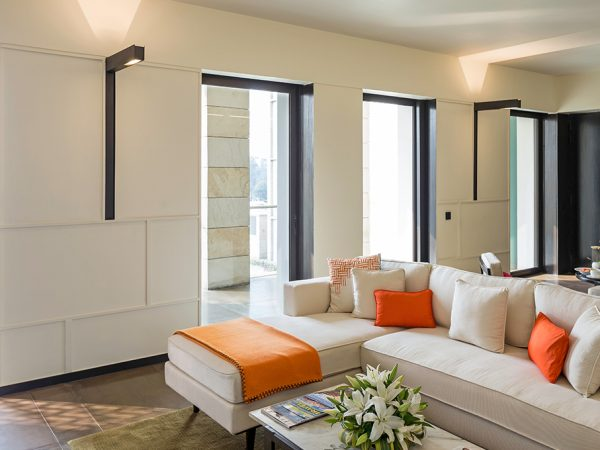 The Lodhi Garden Terrace Suite
