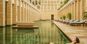 The Lodhi, New Delhi