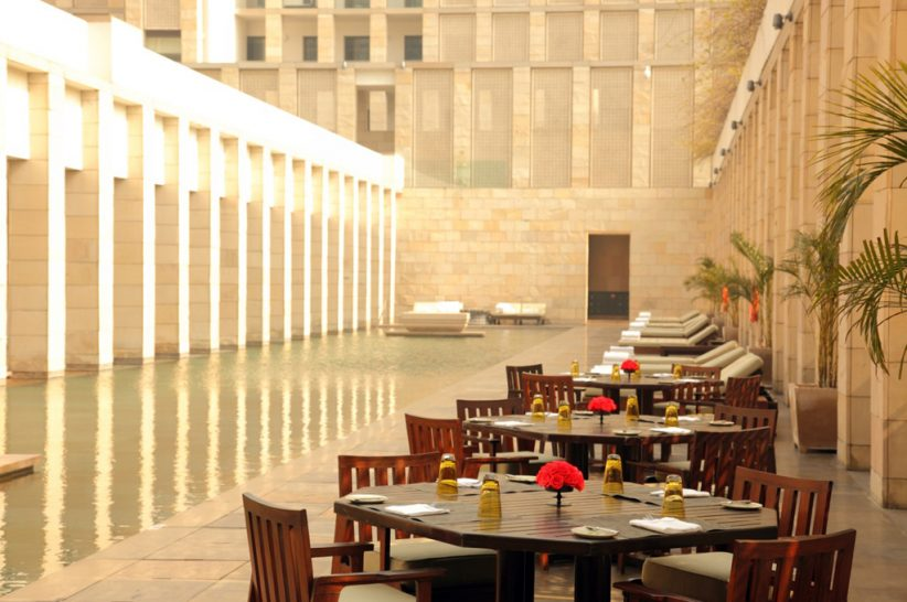 The Lodhi Pool Cafe