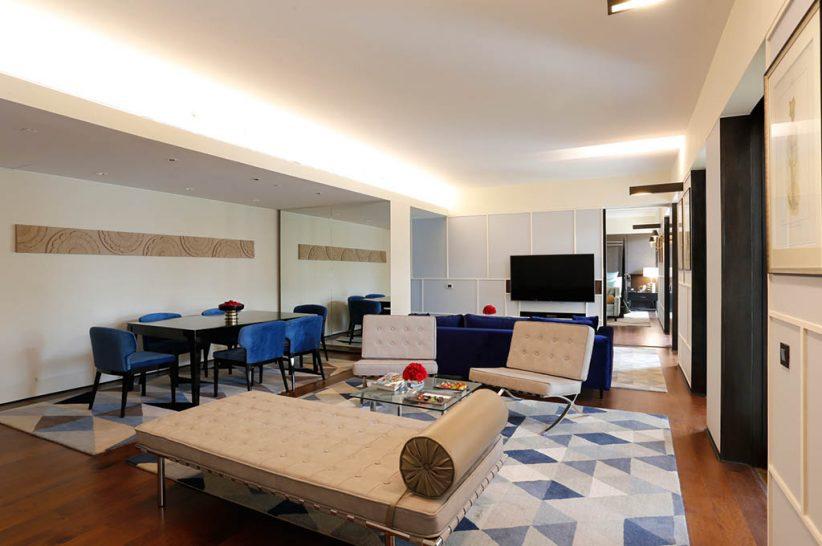 The Lodhi Signature Terrace Suite