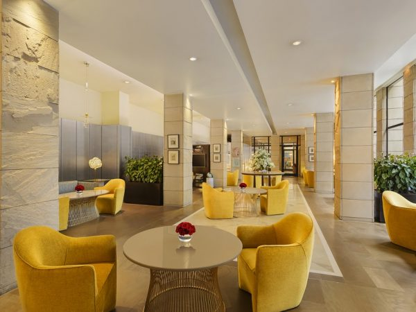 The Lodhi Silver Lounge