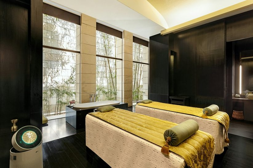 The Lodhi Spa