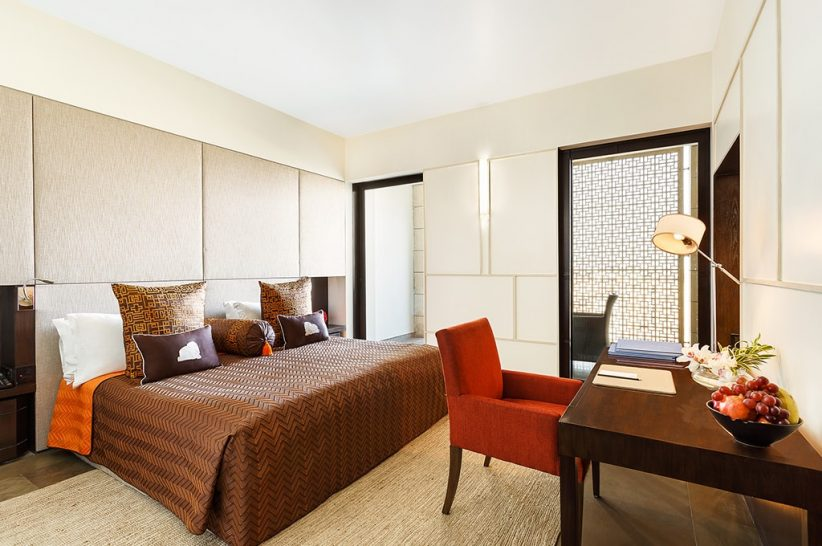 The Lodhi Standard Room