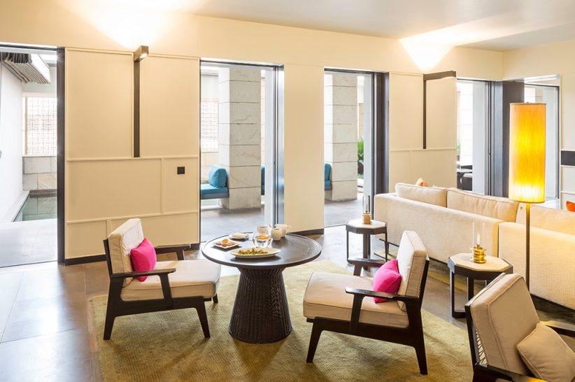 The Lodhi Verandah Pool Suite