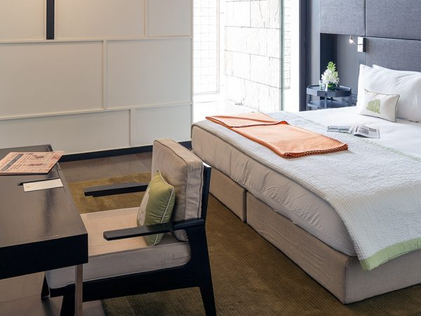 The Lodhi garden Terrace Room
