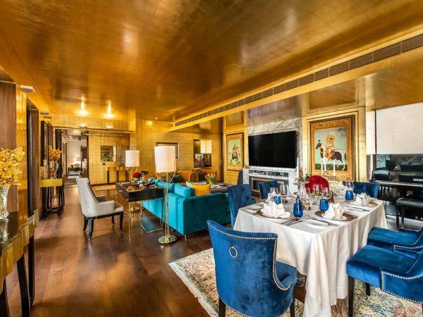 The Lodhi sultan suite