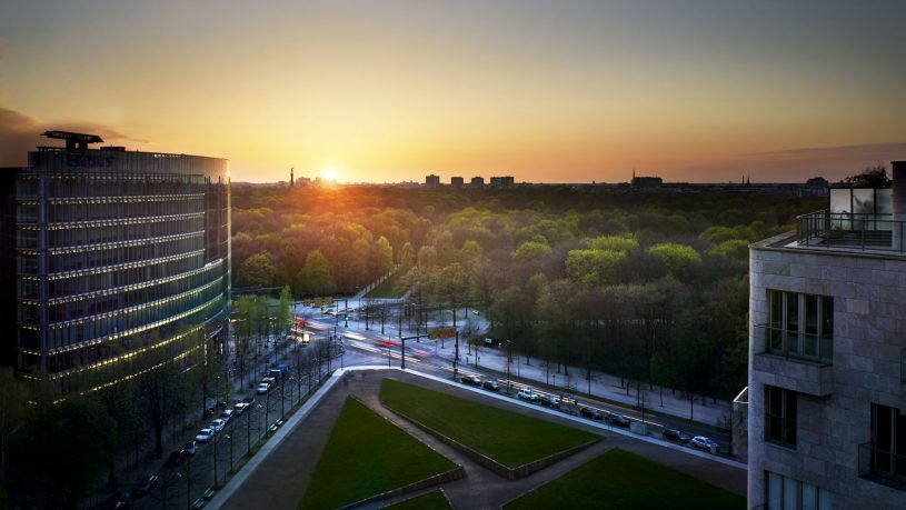 The Ritz Carlton Berlin View