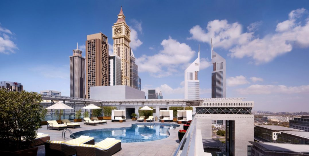 The Ritz Carlton DIFC Dubai Pool