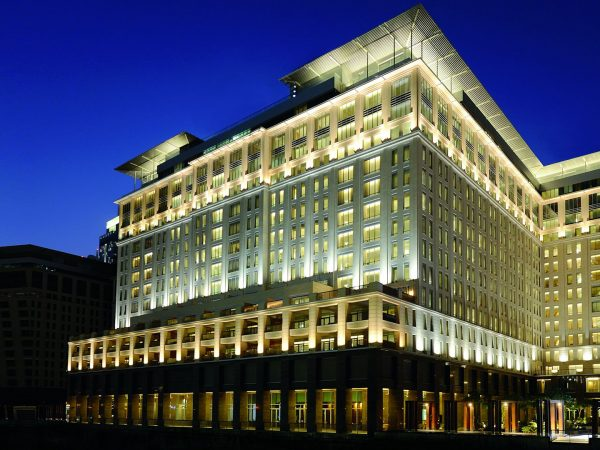 The Ritz Carlton Dubai International Financial