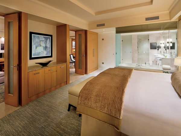 The Ritz Carlton Dubai International Financial Centre Ambassador Suite