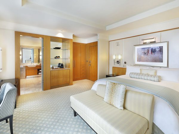 The Ritz Carlton Dubai International Financial Centre Deluxe Room