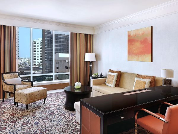 The Ritz Carlton Dubai International Financial Centre One Bedroom Apartment