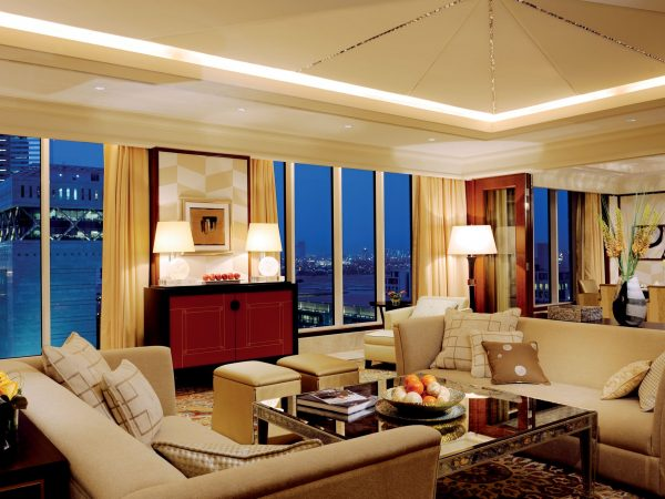The Ritz Carlton Dubai International Financial Centre Royal Suite