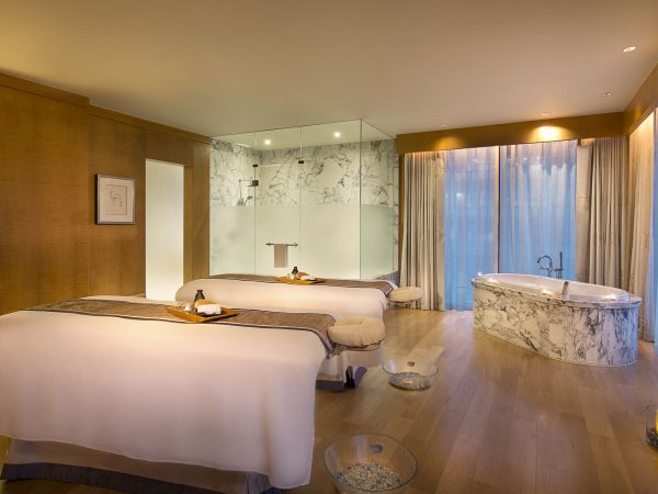 The Ritz Carlton Dubai International Financial Spa