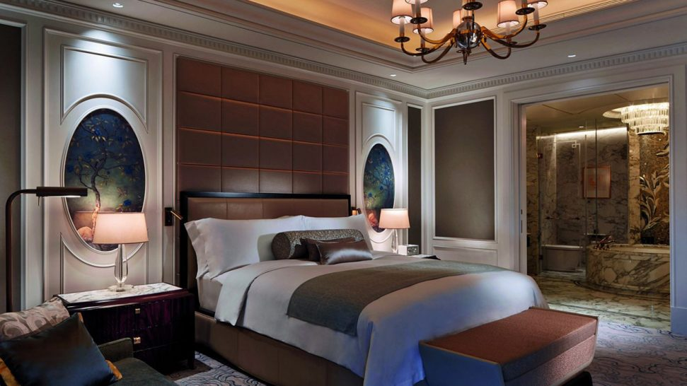 The Ritz-Carlton Macau Carlton Suite