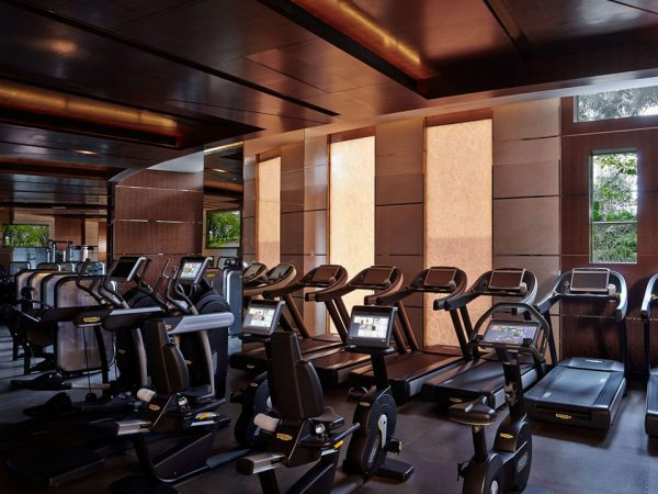 The Ritz-Carlton Macau Gym