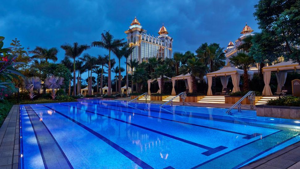 The Ritz-Carlton Macau Pool