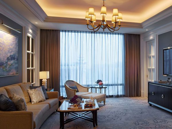 The Ritz-Carlton Macau Premier Club Suite