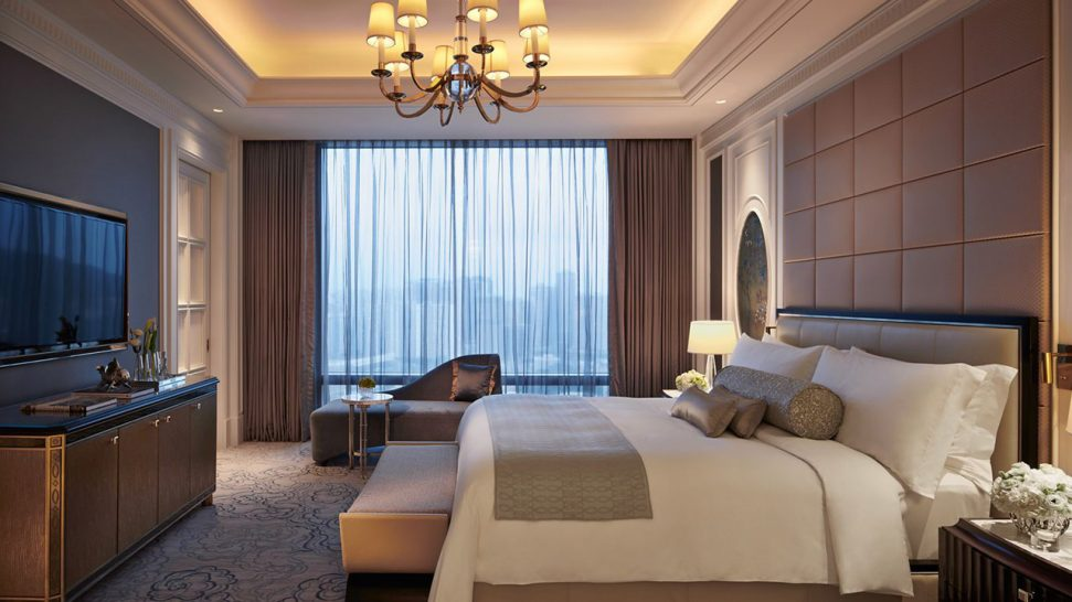 The Ritz-Carlton Macau Premier Suite