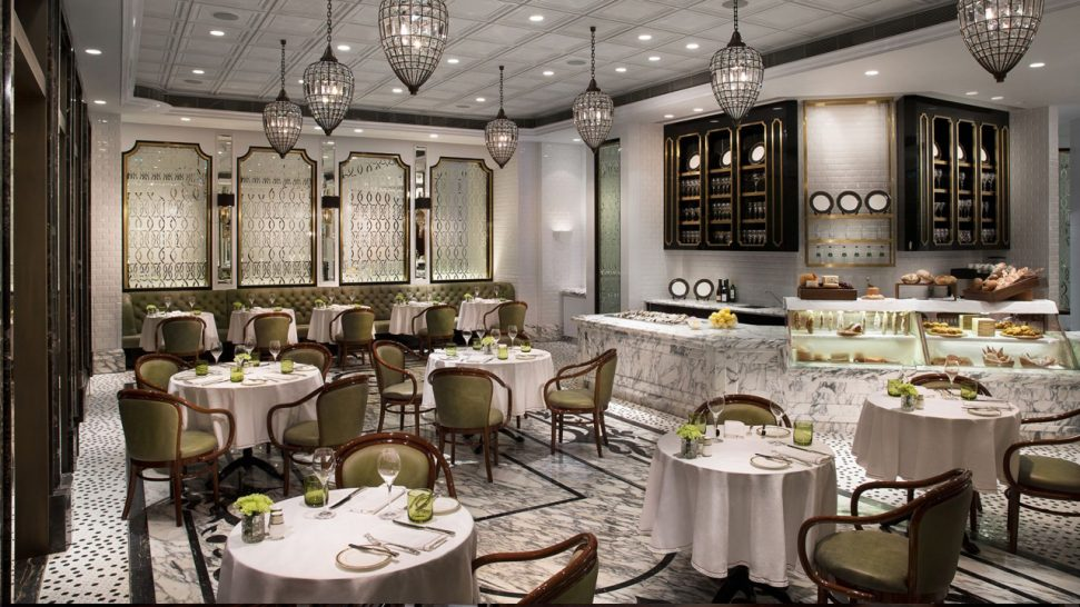The Ritz-Carlton Macau Cafe