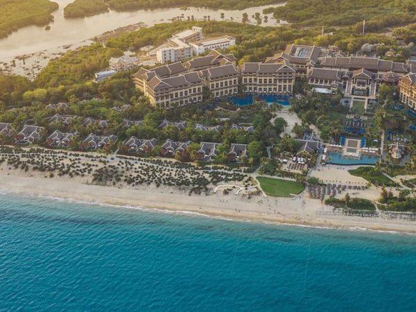 The Ritz Carlton Sanya Beach View