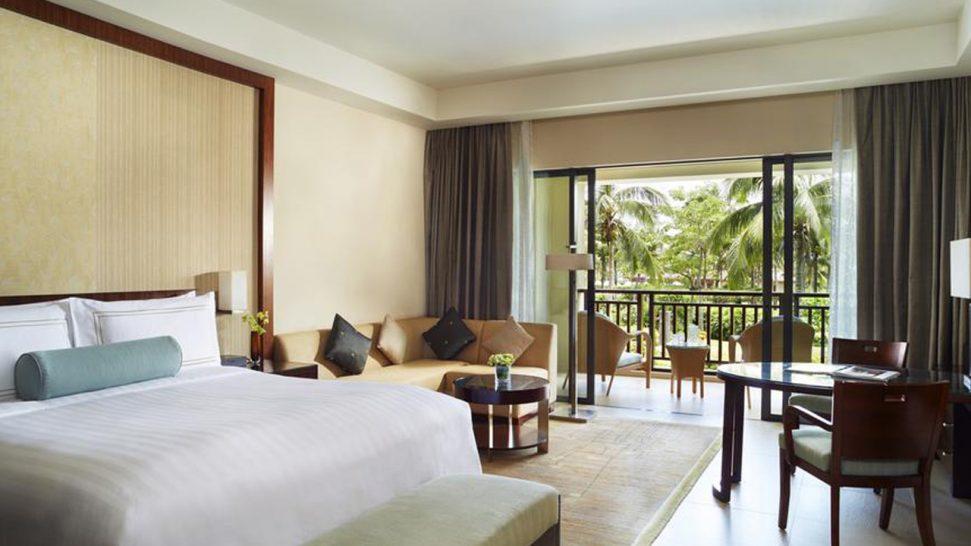 The Ritz Carlton Sanya Club Ocean View Suite