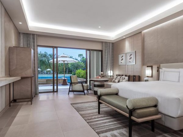 The Ritz Carlton Sanya Deluxe Room