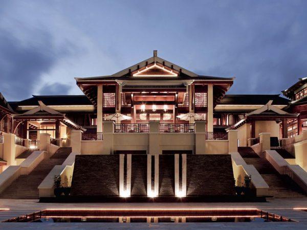 The Ritz Carlton Sanya Exterior