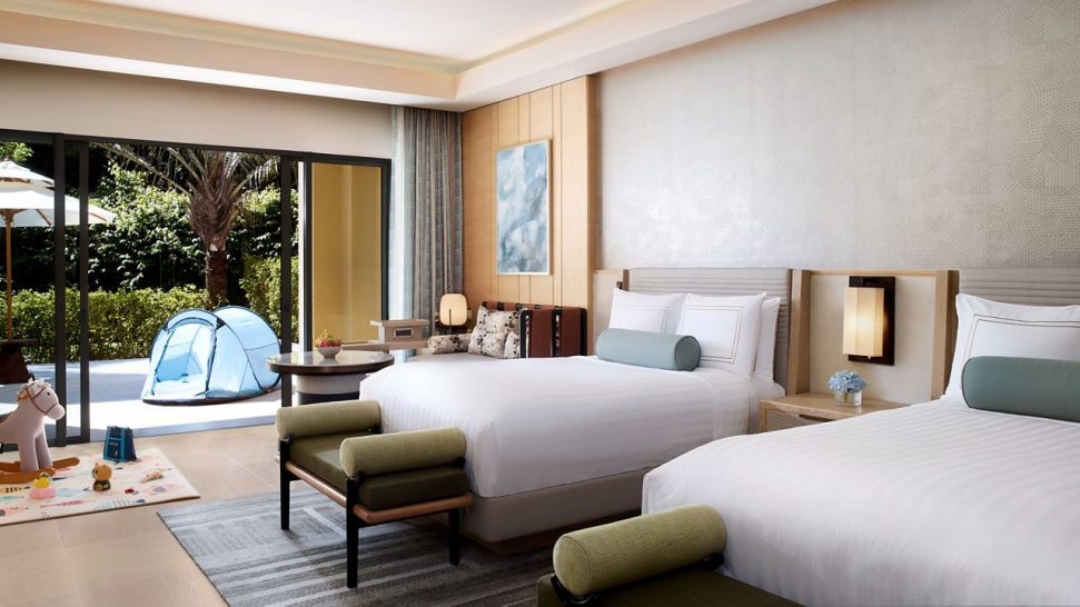The Ritz Carlton Sanya Family Garden View Room
