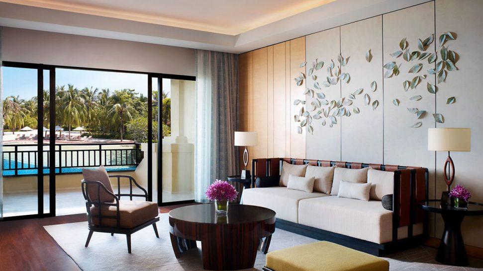 The Ritz Carlton Sanya Garden View Suite