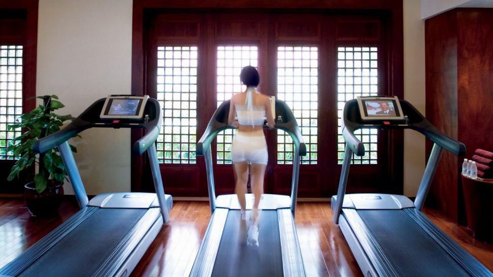 The Ritz Carlton Sanya Gym