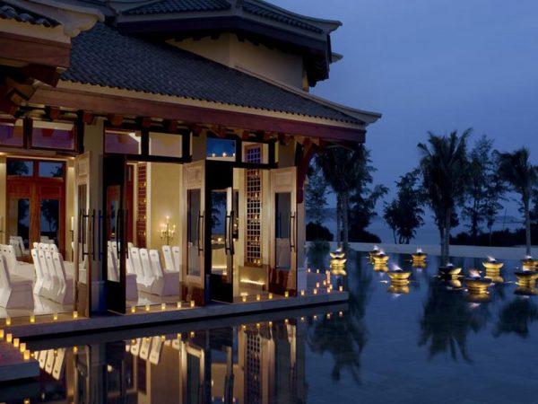 The Ritz Carlton Sanya Lobby