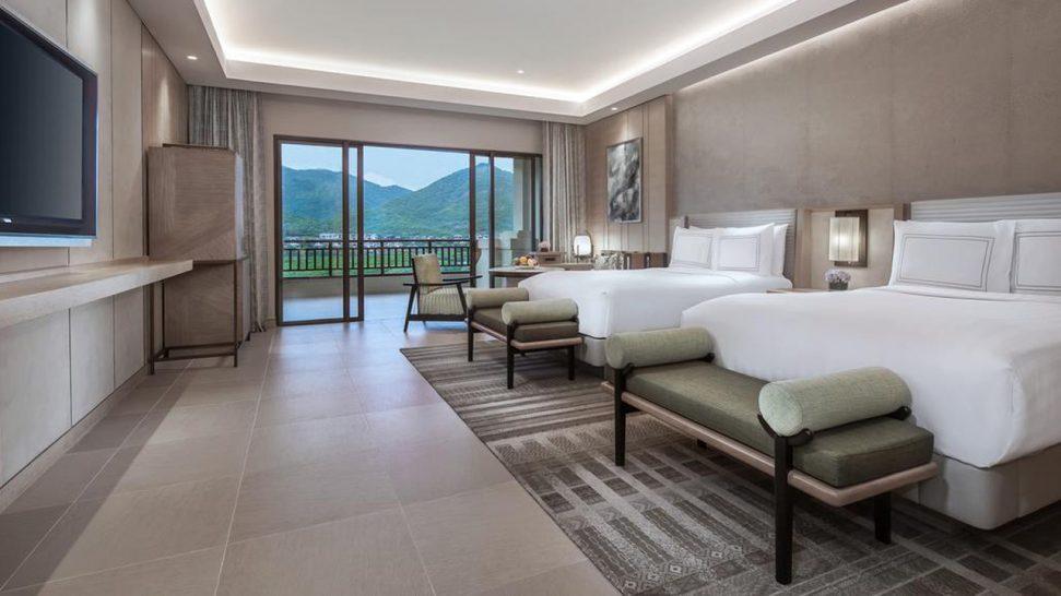 The Ritz Carlton Sanya Ocean View Room