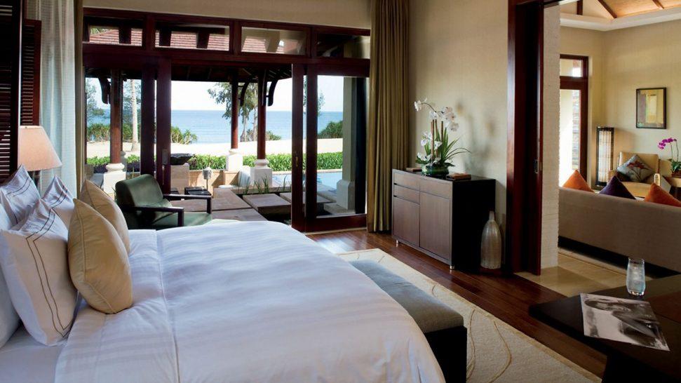 The Ritz Carlton Sanya One Bedroom Ocean Front Villa
