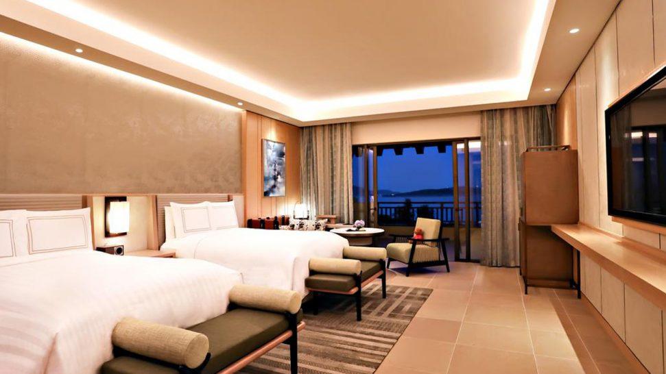The Ritz Carlton Sanya Panoramic Ocean View Club Room