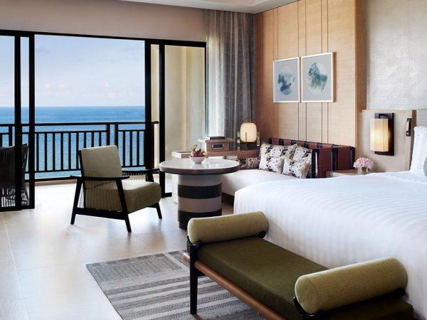 The Ritz Carlton Sanya Premier Ocean View Room
