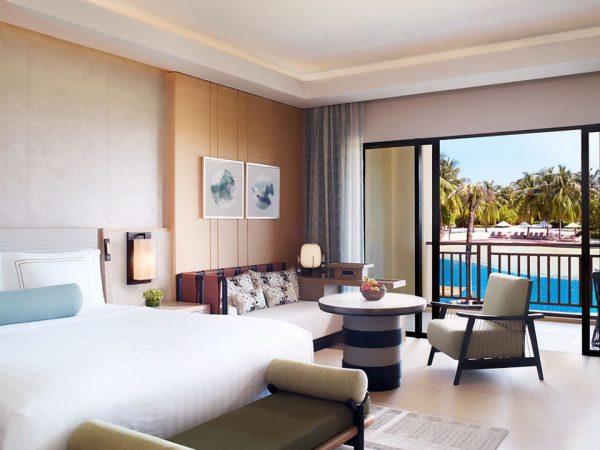 The Ritz Carlton Sanya Resort View Room
