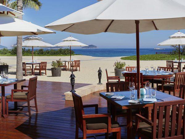 The Ritz Carlton Sanya Sand