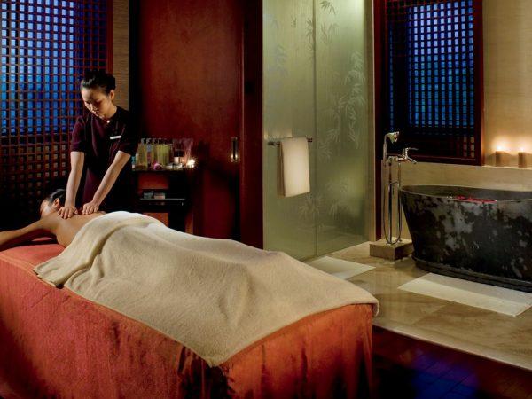 The Ritz Carlton Sanya Spa