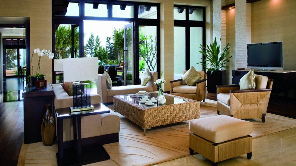 The Ritz Carlton Sanya Three Bedroom Ocean Front Villa