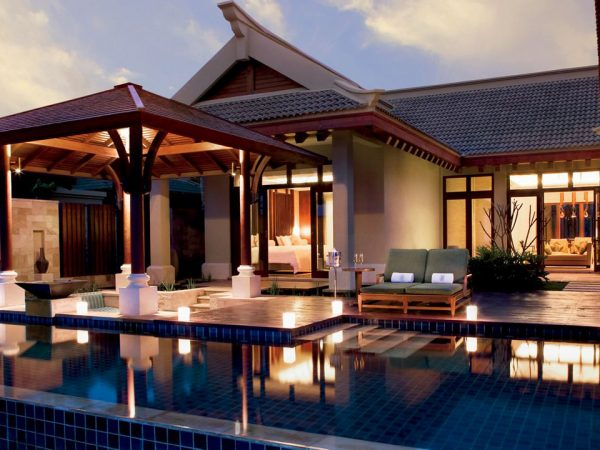 The Ritz Carlton Sanya Two Bedroom Ocean Front Villa