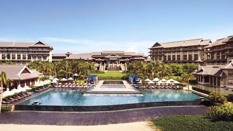 The Ritz Carlton Sanya Yalong Bay