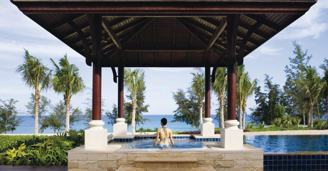 The Ritz Carlton Sanya Yalong Pool