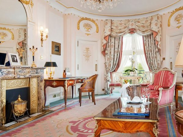 The Ritz London Deluxe Suites